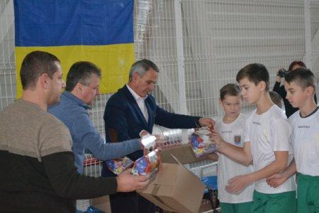 У Тячеві розіграли Кубок Тячівської ОТГ з міні-футболу серед дитячих команд