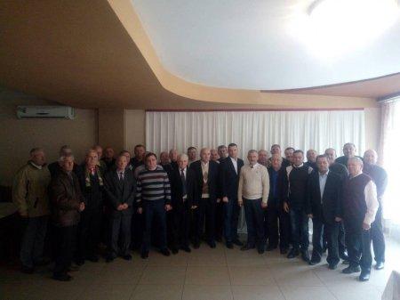 На Тячівщині вшанували ветеранів органів внутрішніх справ (ФОТО)