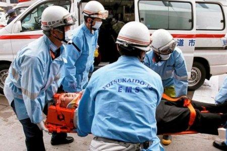 Жителя Японії надули компресором до смерті його колеги