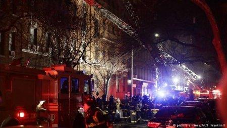 Ньюйоркці хапаються за голову від маштабної пожежі, яку спричинила 3-річна дитина