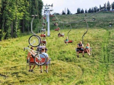 У 2017 році Закарпаття відвідало 2 млн туристів