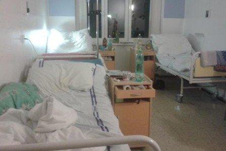 В ужгородській лікарні обікрали пацієнта