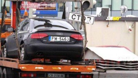 Влада вирішила хитро позбутися авто на іноземних номерах