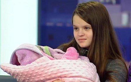 12-річна дівчинка, з якою