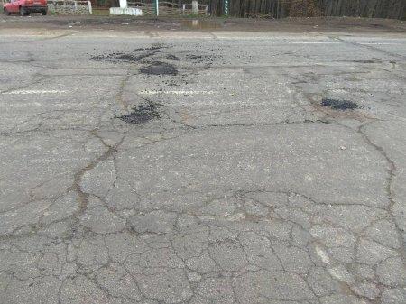 Як на Закарпатті ремонтують дороги (фото)