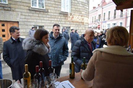 Сьогодні на площі Театральній в Ужгороді відбулося грандіозне відкриття І Міжнародного фестивалю