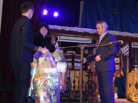 На Рахівщині завершився фестиваль колядок для дітей «Вифлеємська зіронька – 2018»  (фото)