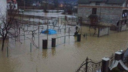 Москаль: «Грудневий паводок завдав Закарпаттю збитків на 86 мільйонів гривень»