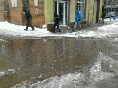 Мільйони – на чистку снігу у Мукачеві (ВІДЕО)