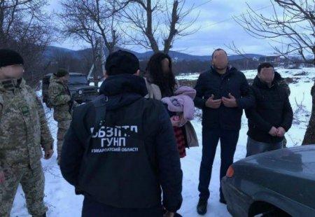 Поліція Закарпаття затримала іноземця за переправлення нелегалів через українсько-словацький кордон