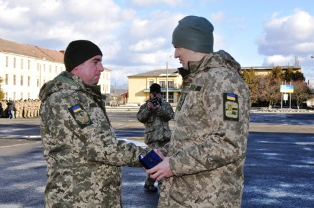 Сергій Собко: «Піхота була, є і залишається незламною основою армії!»
