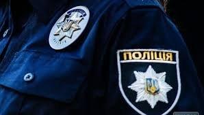 На Мукачівщині патрульні поліцейські на узбіччі знайшли рушницю (фото)