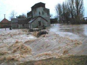 Оперативна інформація щодо проходження паводку на Закарпатті