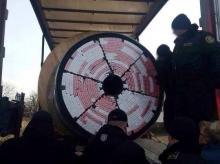 Закарпатські митники виявили дві вантажівки з прихованими 300 тис. пачками сигарет