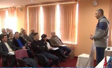 Віталій Кличко з робочим візитом відвідав Ужгород (ВІДЕО)