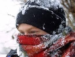 Штормове попередження - сьогодні в ночі буде дуже холодно