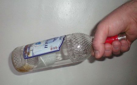 Жінка до смерті забила свого співмешканця пляшкою з-під горілки