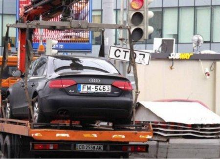 І знову сюрприз для водіїв на автомобілях з еврономерами