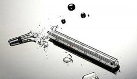 Розбитий термометр – дрібниця чи небезпека?