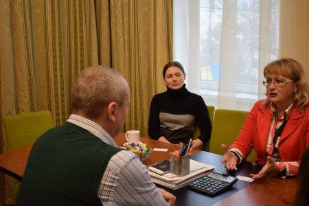 В Берегові зустріли делегацію Представництва Європейського Союзу в Україні