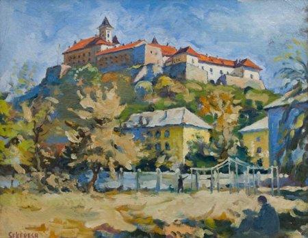В картинній галереї замку «Паланок» у Мукачеві відкрилася виставка художників творчого об'єднання Арт-клуб «Палітра-спектр»