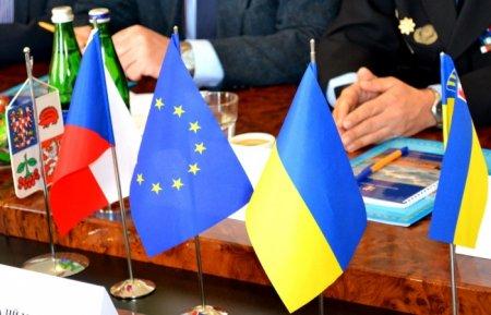 На Закарпатті з робочим візитом перебуває делегація чеського краю Височина