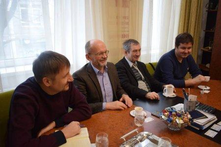 В Берегові обговорили перспективи об'єднання територіальних громад