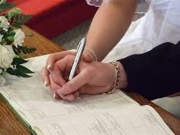 На Закарпатті торік зафіксували втричі більше шлюбів, ніж розлучень