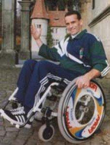 Закарпатець в інвалідному візку проїхав близько 12 тисяч кілометрів за півроку
