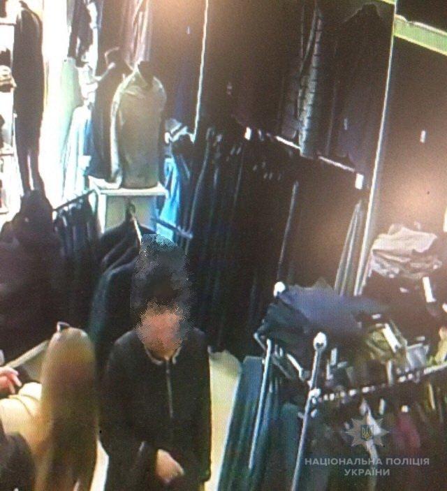 Львів янка обікрала магазин в Тячеві » Новини Закарпаття af7879d156044