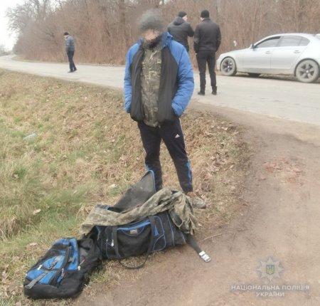 Неповнолітні хлопці з Виноградівщині ходять крадучи на Берегівщині