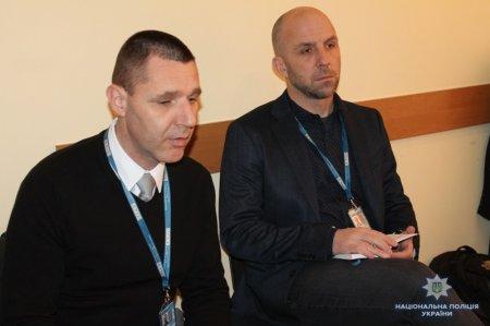Представники ОБСЄ поспілкувалися із поліцією Закарпаття (ФОТО)