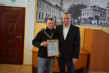 В Берегові відзначили кращих спортсменів року (фото)