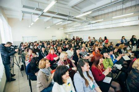 Міні-EdCamp  – (Не)конференція вчителів відбулася на Хустщині (ФОТО)