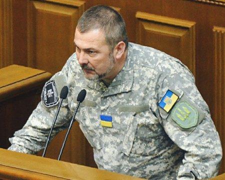 На Закарпатті України нема там псевдо республіка : нардеп Береза