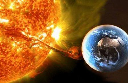 Сьогодні на Землю обрушиться найсильніша з початку року магнітна буря