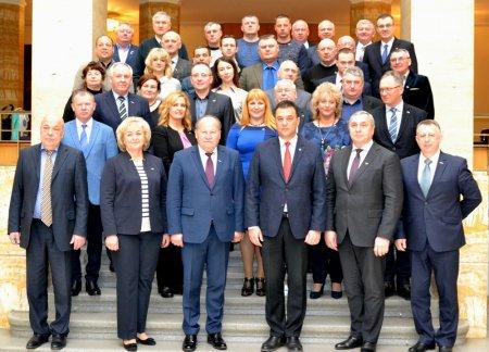Керівники Закарпаття прийняли чисельну делегацію з Каунаського району Литовської Республіки