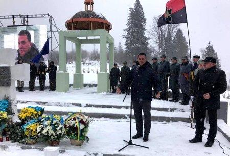 Закарпатці віддали шану полеглим січовикам Карпатської України на Верецькому перевалі