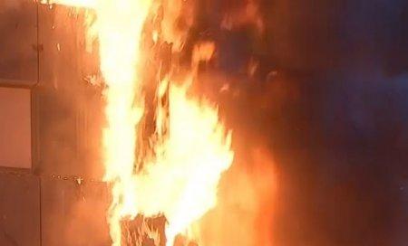 В Берегові в пожежі згоріла людина