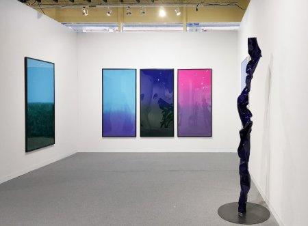 На арт-ярмарку VOLTA у Нью-Йорку Україну представляють Михайло Деяк та Володимир Когут