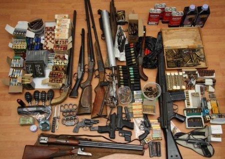 На Закарпатті власники нелегальної зброї можуть здати її добровільно