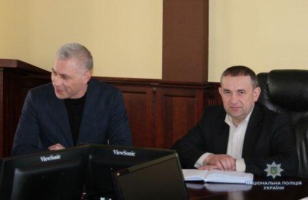 Закарпатська поліція готується до конкурсу «Кращий державний службовець» (ФОТО)