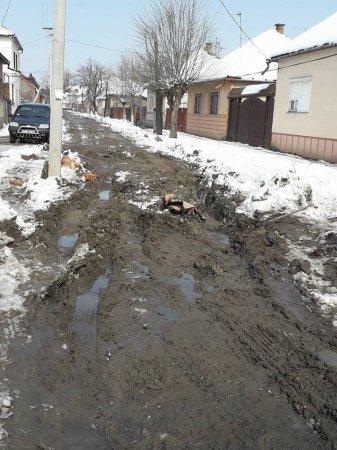 В Берегові розпочнуть ремонт вулиць, як тільки дозволить погода