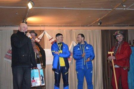 Олімпійці повернулися додому -  зустрічала уся Рахівщина  (ФОТО)