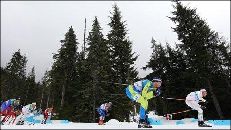 У Пилипці на горі Гимба відбувся особисто-командний чемпіонат області з лижних перегонів