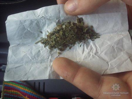 Під час обшуку помешкання мукачівця поліція знайшла наркотики і не тільки
