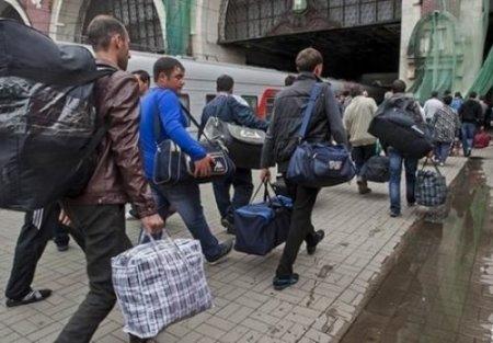 Якщо Ви зібралися в Росію на заробітки, Вас здивують нововведення