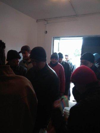 В Берегові працює соціальна кухня, без вихідних (фото)