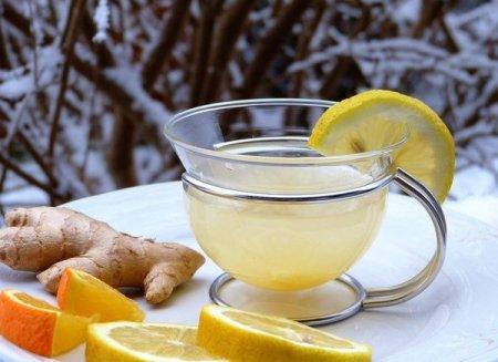 Медики: Імбирний чай врятує від застуди