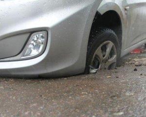 Як відшкодувати збитки, якщо авто потрапило в яму: досвід закарпатця